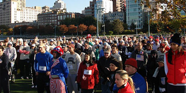 First Annual Veterans' Day Event: A Run Down Hero Highway