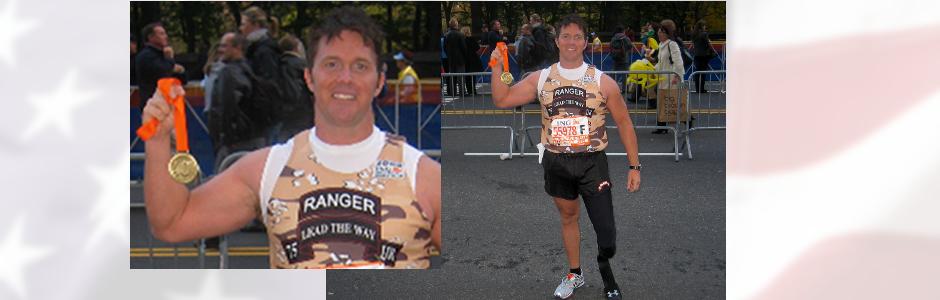 Ranger NYC Marathon