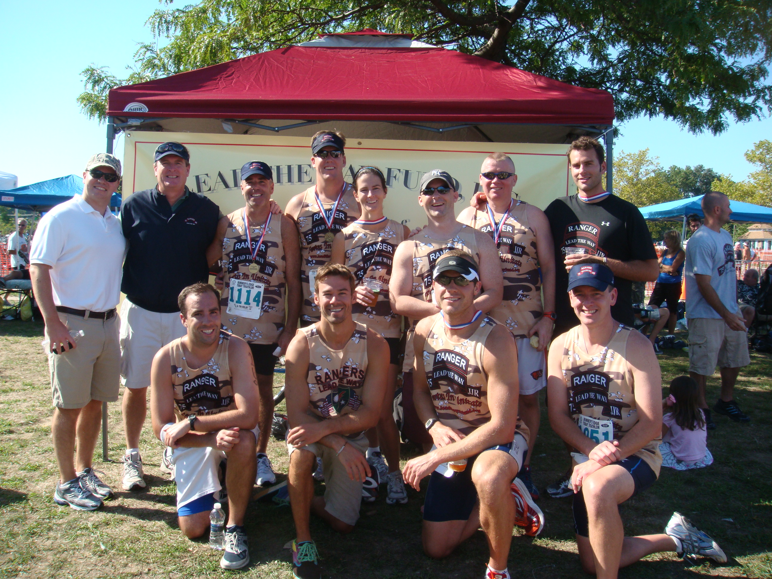 2012 Tobay Triathlon – Support Lead The Way Fund and Join Team Ranger!