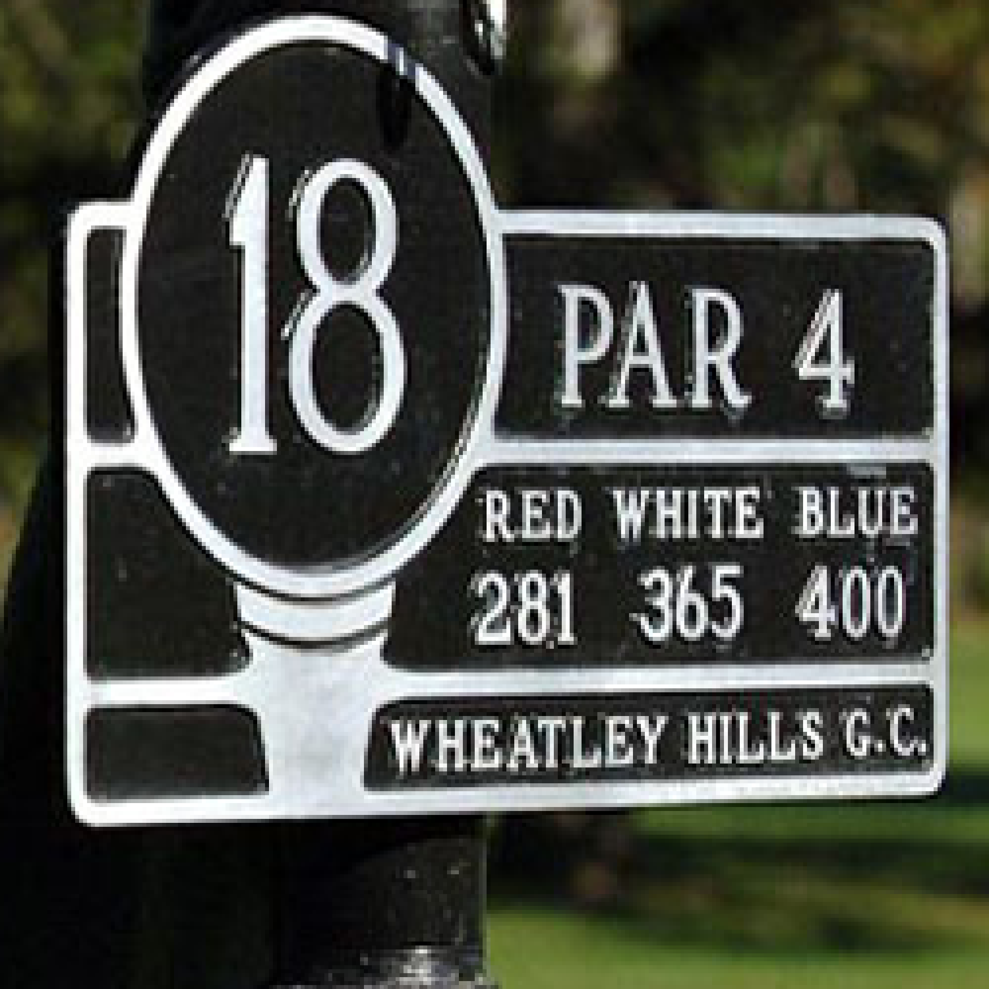Wheatley Hills Golf Club Ryder Cup Fundraiser