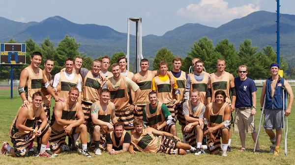 Congrats to Pat Brennan & his Army Teammates for a great fundraising effort in the Lake Placid Lacrosse Tournament!