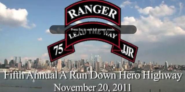 Lead The Way Fund 'Run Walk' 2011