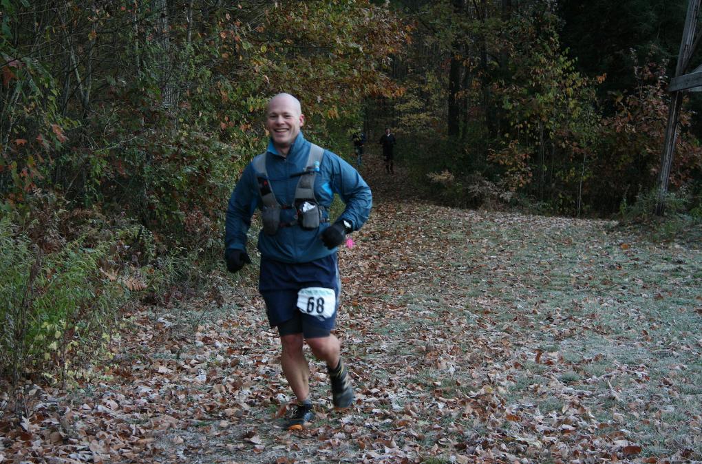 Jason Brady Runs the Oil Creek 100 Mile Trail Run!