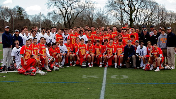 2013 Lacrosse Day for Heroes