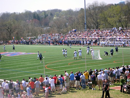 Lacrosse Day for Heroes2008