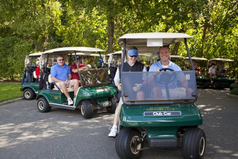 6th Annual Lead The Way Fund Golf Outing 2012