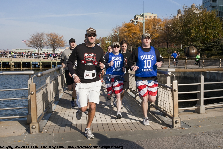 5th Annual 'Run Down Hero Highway' 2011