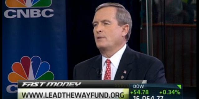 Jim Regan on CNBC's Fast Money
