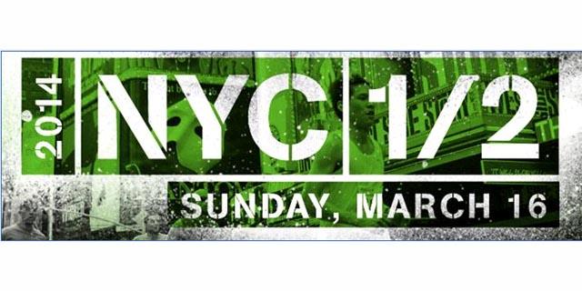 NYC 1/2 Marathon