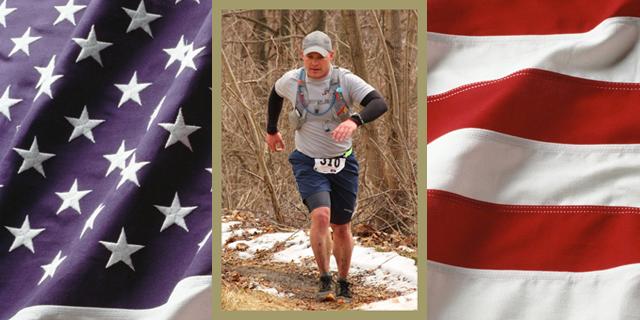Bucks County Runner does Ultra-Marathons for Military Charity