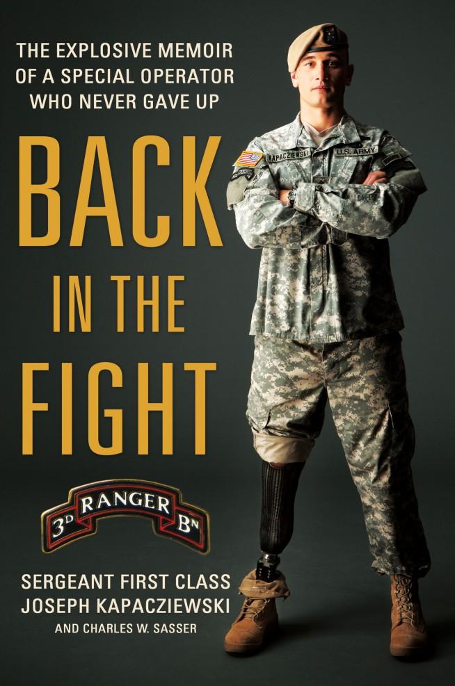 """SFC Joe Kapacziewski –  """"Back In The Fight"""""""