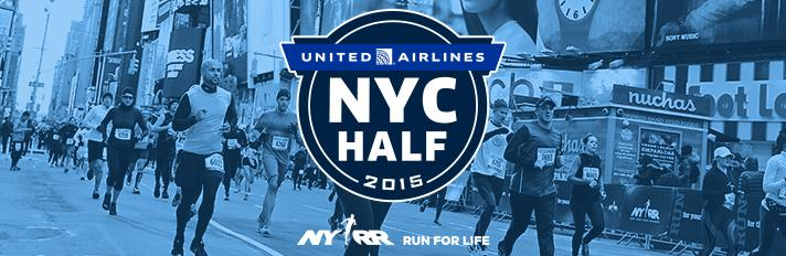 2015 NYC Half Marathon