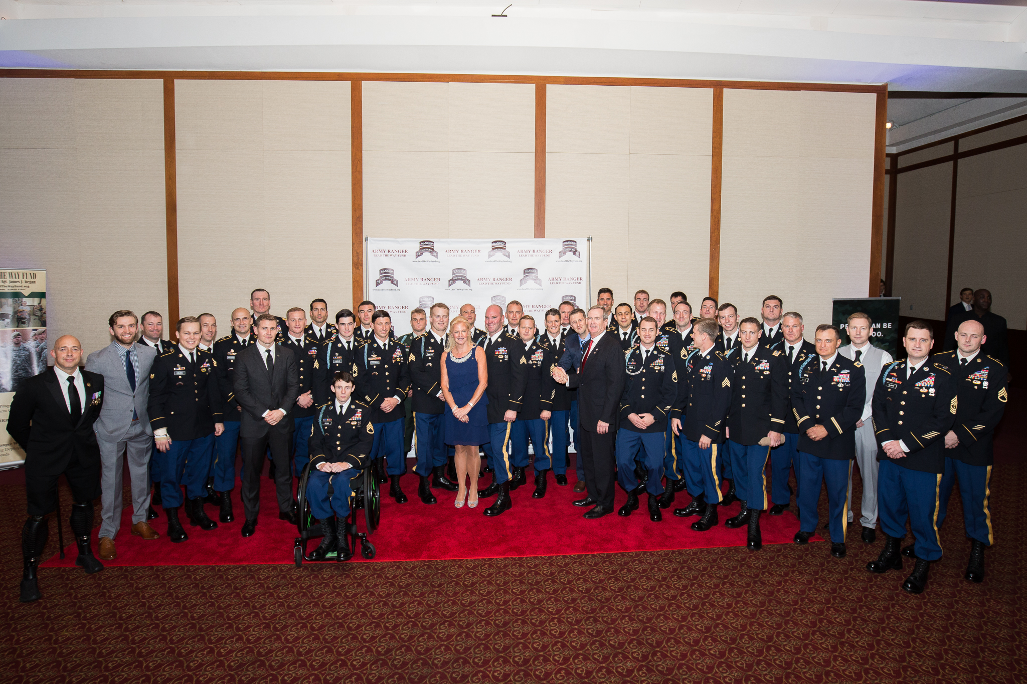 Army Ranger Lead The Way Fund Gala Thank You