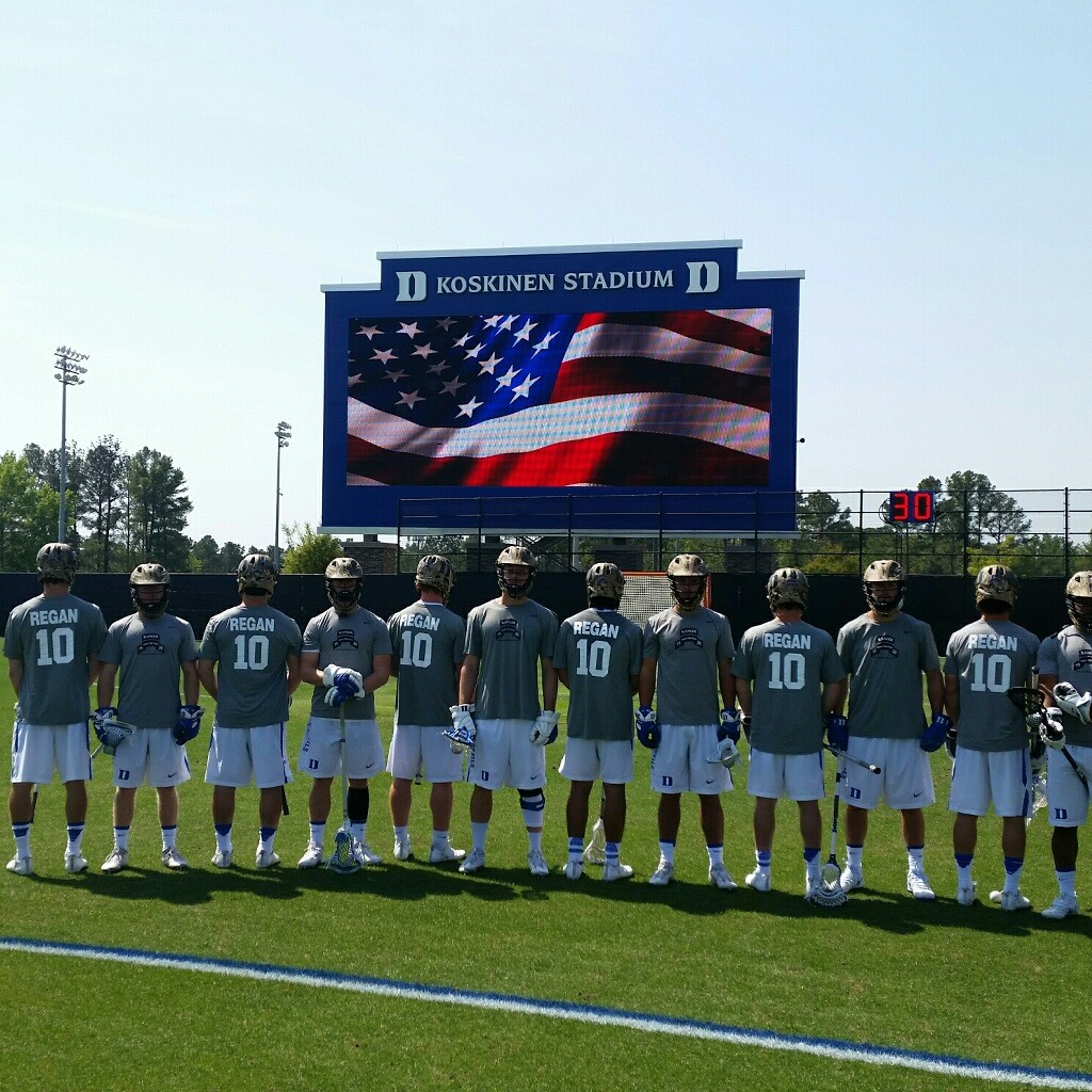 2017 Duke Military Appreciation Game