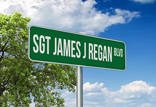 Long Island Street to be Renamed After SGT James J. Regan