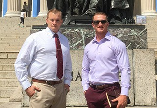 Soldier for Life: Ranger veterans cultivate network at Columbia University