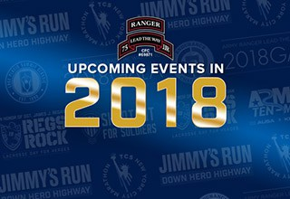 Upcoming Events in 2018