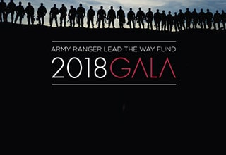 Army Ranger Lead The Way Fund 2018 Gala