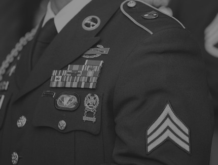 From the desk of the Commander, 2d Battalion, 75th Ranger Regiment