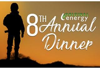 8th Annual Original Energy Dinner