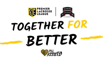 LTWF Named Official Charity Partner of Premier Lacrosse League